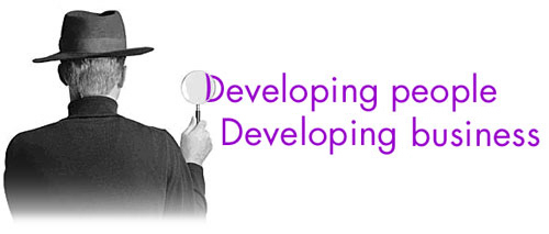 Developing business Developing people